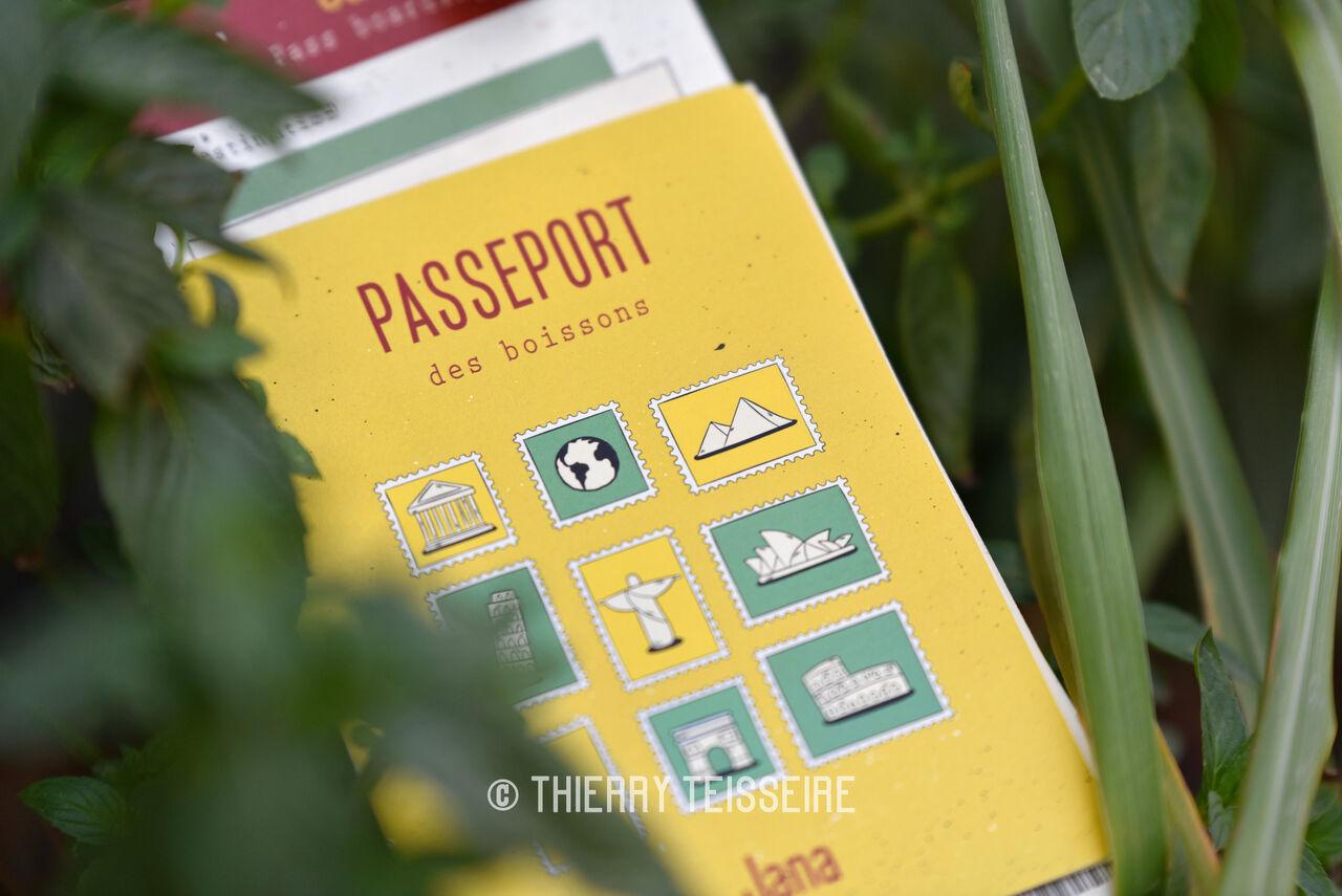 le passeport des boissons