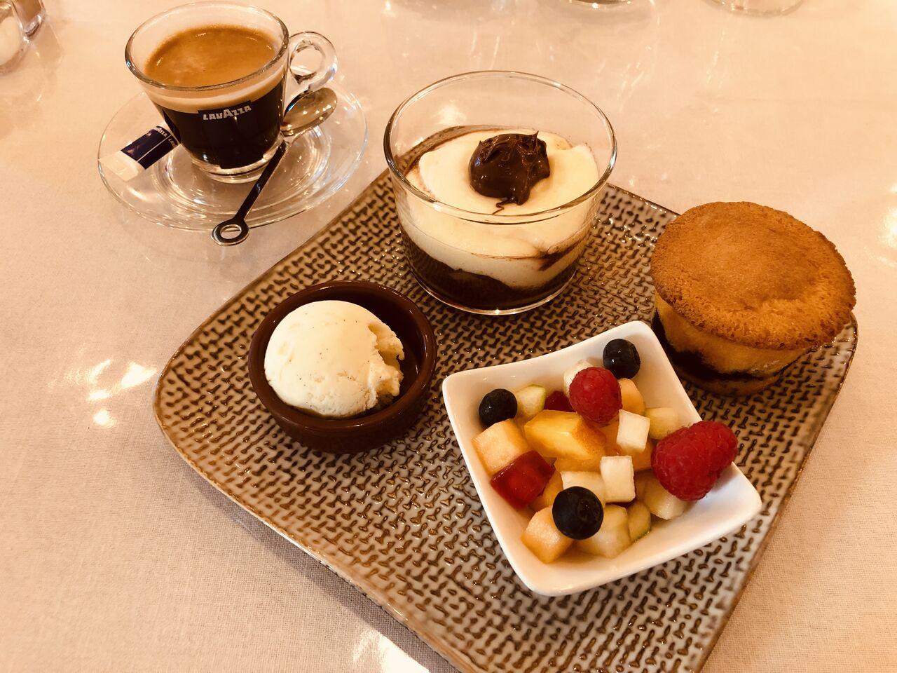 Notre café très gourmand, avec le café Lavazza