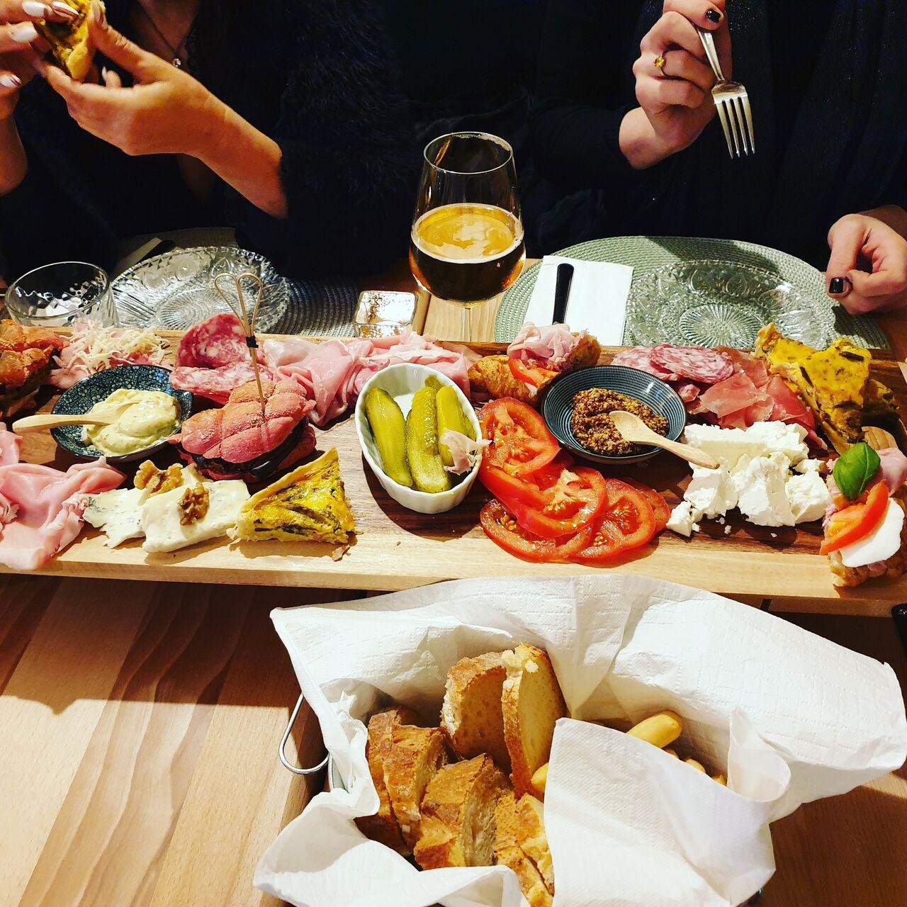 La Cuisine De Bistrot hell´s bistrot - udine | italian cuisine near me | book now