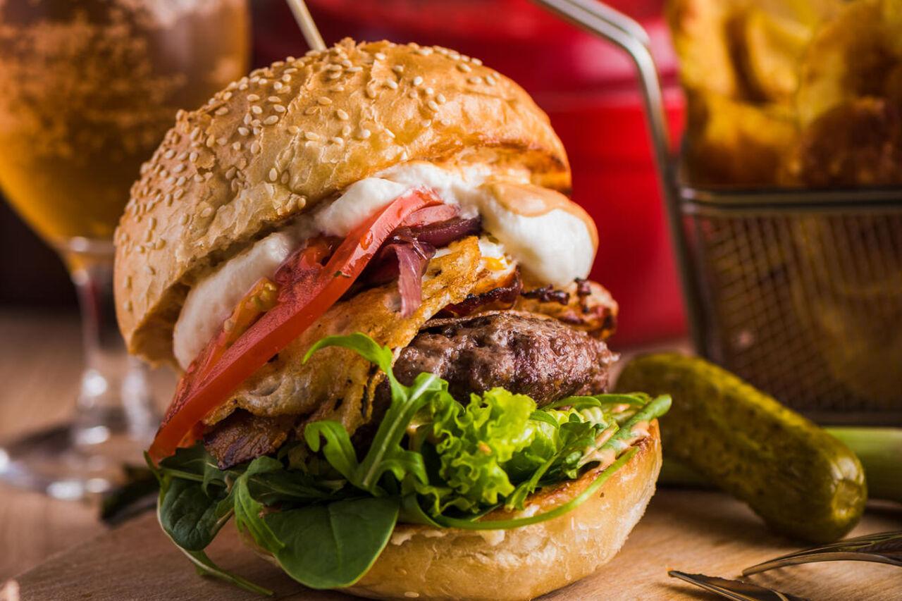 Burger Placa 51