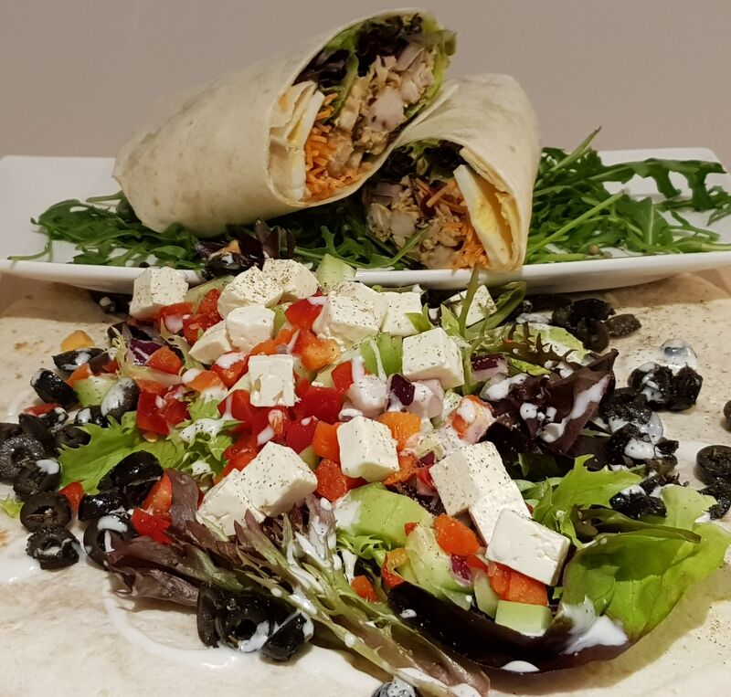 WRAP-GREEK