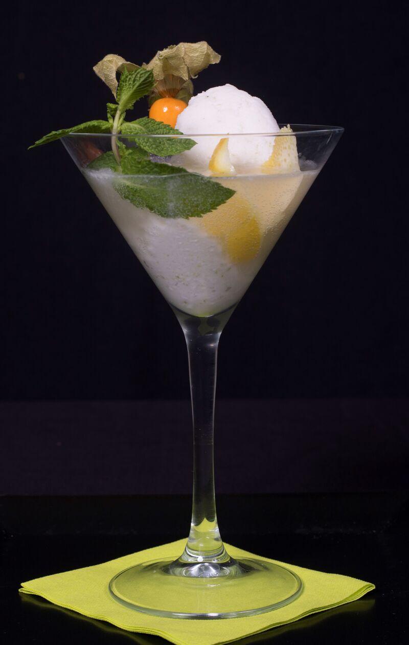 Kokos-Limette Prosecco