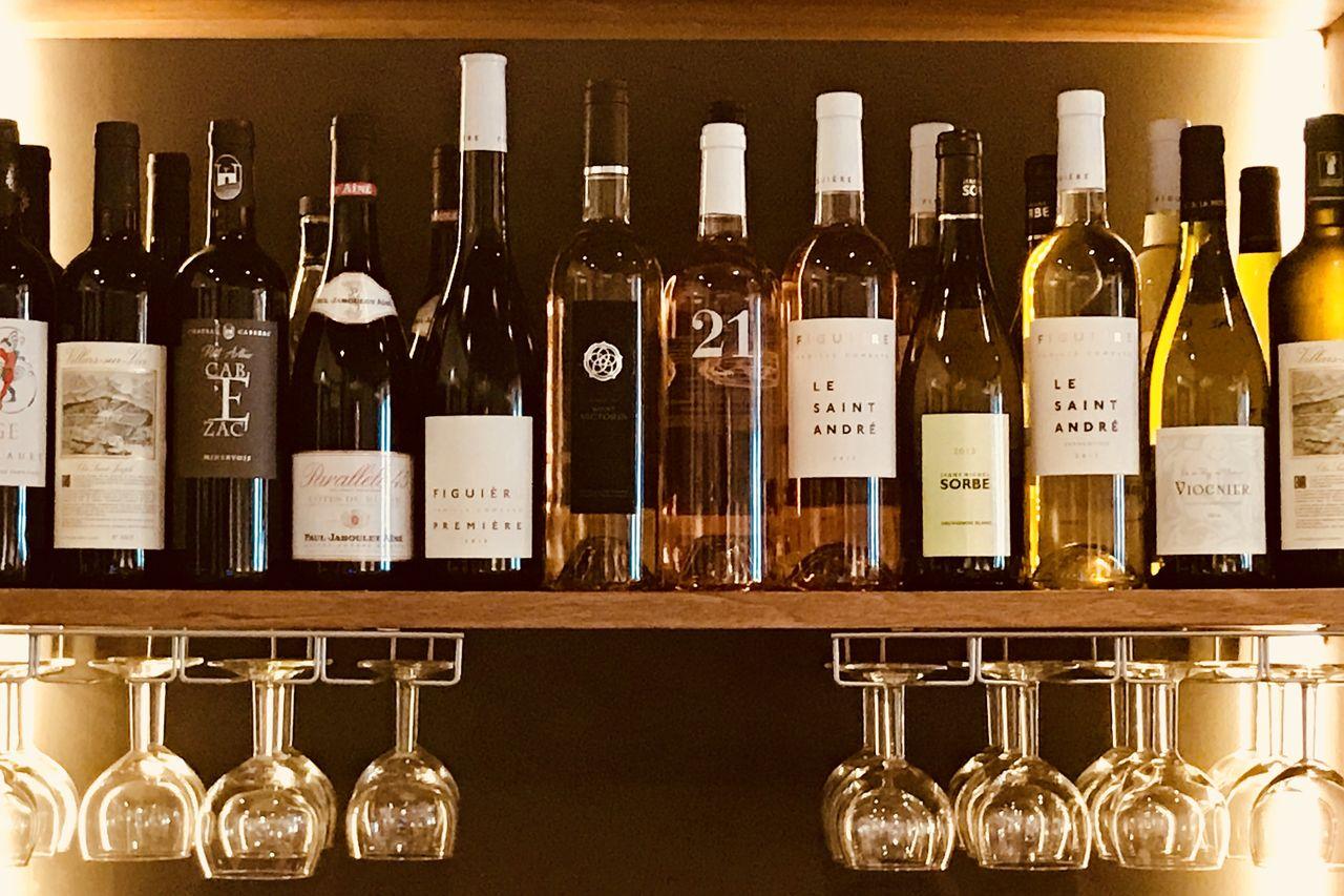 Sélection de nos vins