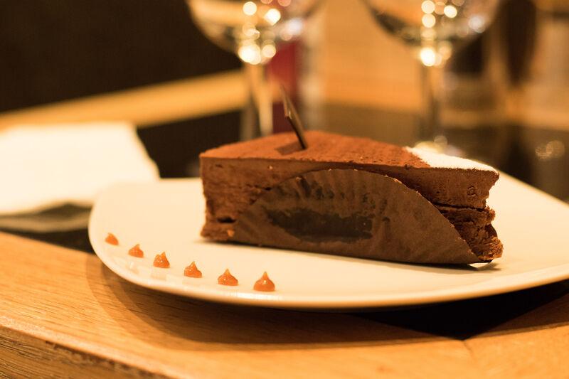Un Royal chocolat ...