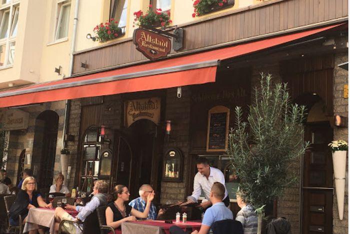 Altstadt Restaurant - Restaurant Düsseldorf | Deutsche ...