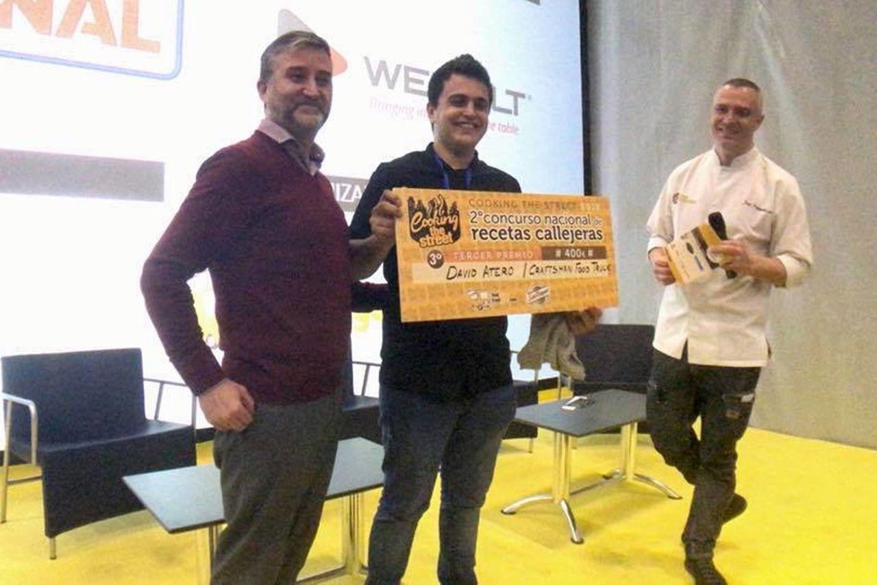 Concurso nacional de recetas callejeras 2018