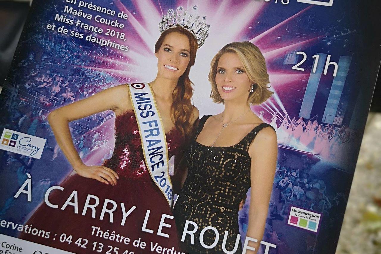 Soirée Miss Provence