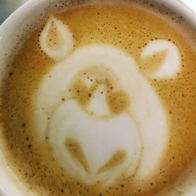 Rhinozeros Latte