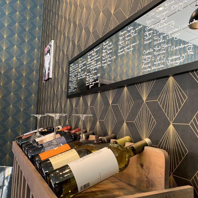 Sélection de vins italiens et français