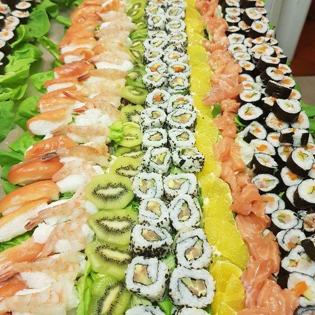 Il nostro sushi