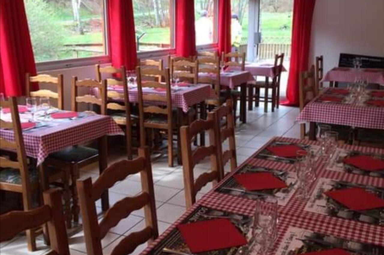 Notre agréable salle de restaurant