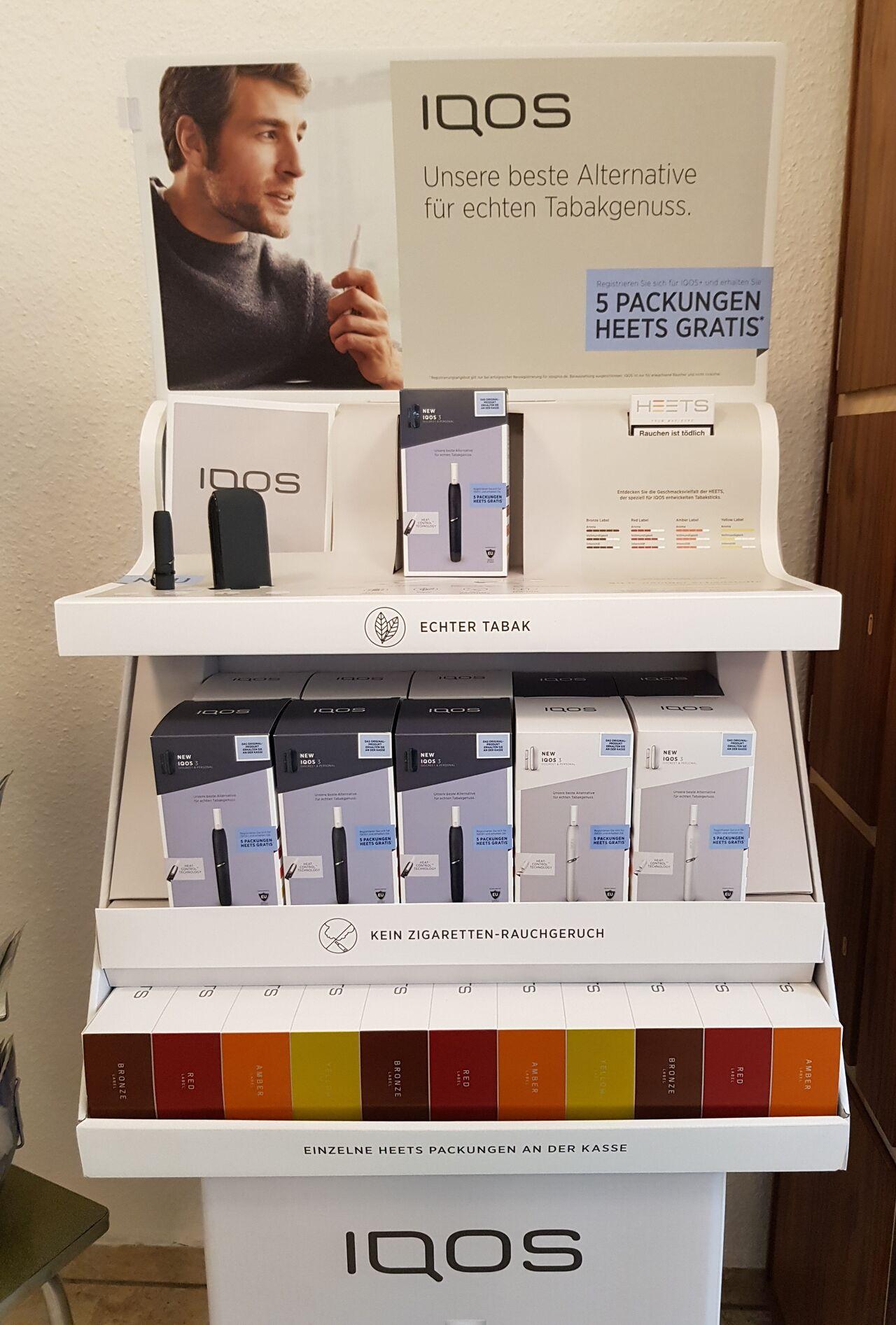 iQOS Device Store