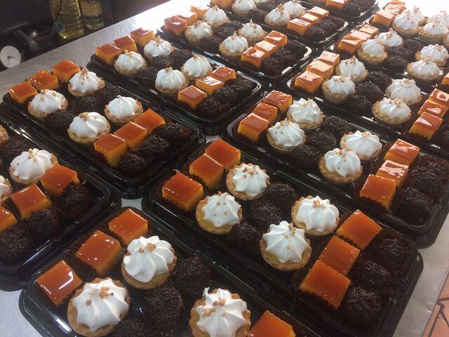 Exquisita pastelería de nuestro obrador propio