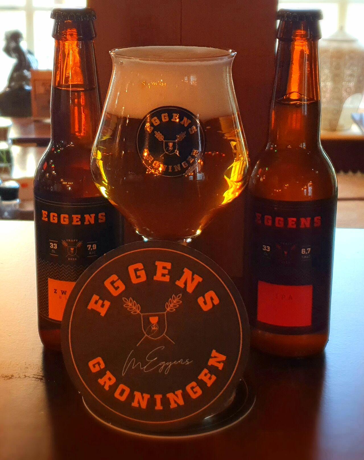 Nu ook lokale bieren: Eggens IPA & Zwaar Blond