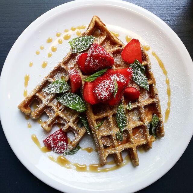 breaky waffles