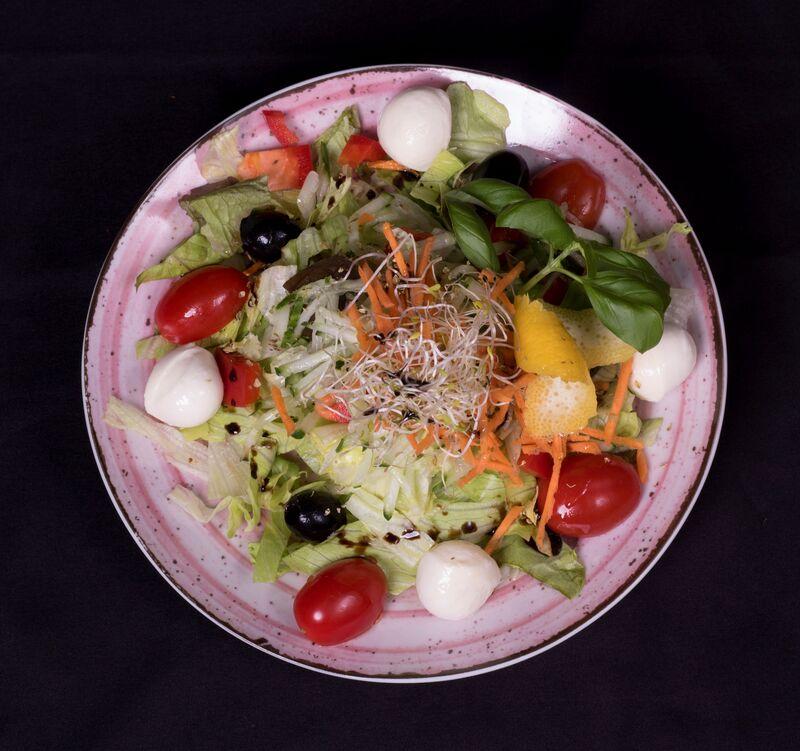 Vorspeise Salat Caprese