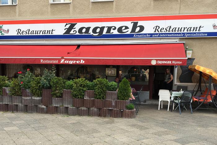 Restaurant Zagreb Berlin Steglitz Offnungszeiten Telefon Adresse