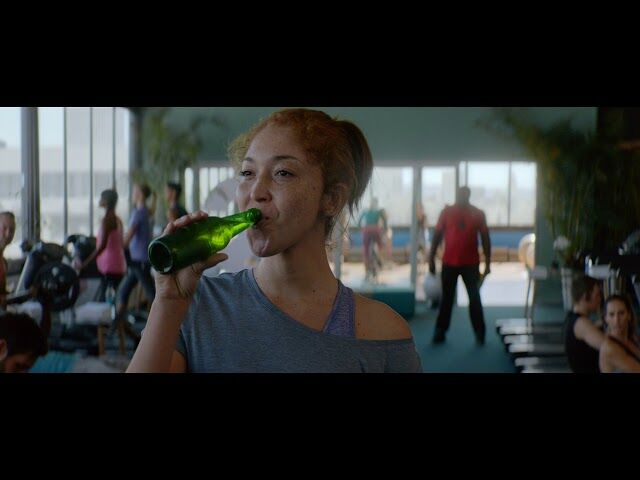 HEINEKEN 0.0 DURING A MEETING? AFTER SPORT? BEFORE DRIVING? HAVE A BEER. NOW YOU CAN.