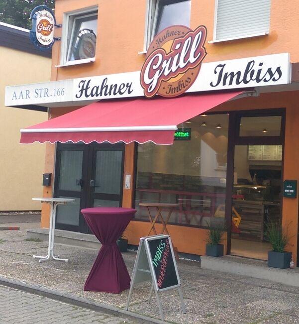 Sie finden uns in der Aarstr. 166, in 65232 Taunusstein-Hahn links neben dem Haus sind Parkplätze.