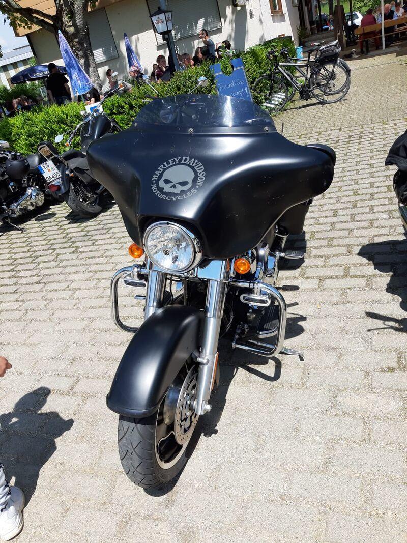 Unser Alljährliches Harleytreffen