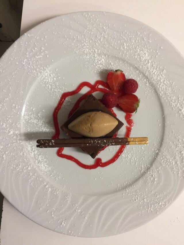 Base trois chocolat