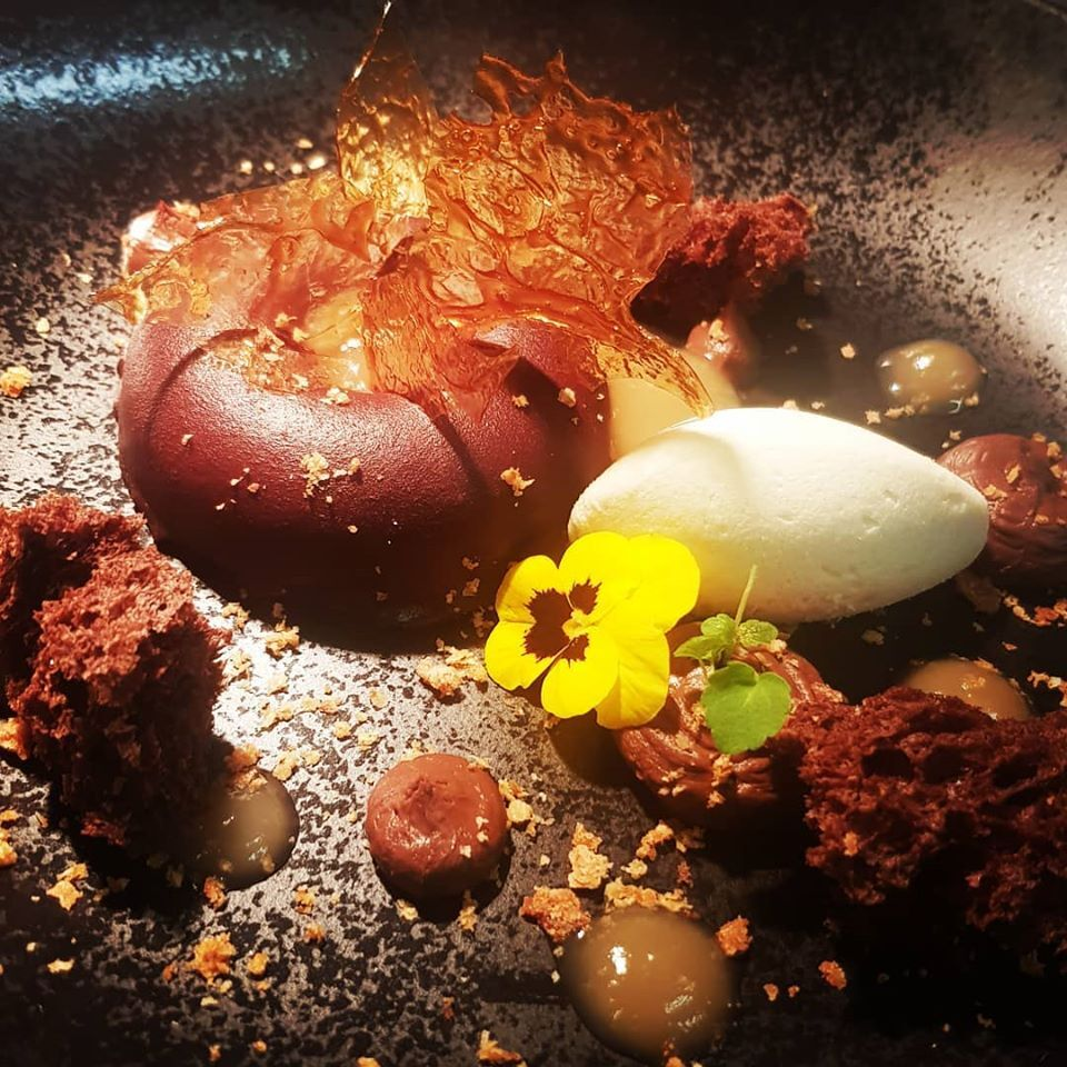 Douceur de cacao, du fruit au chocolat