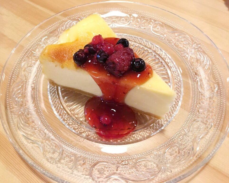 Tarta de queso casera HuelvaYork