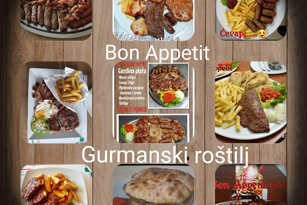 Dobar tek ili Vaš Bon Appetit!