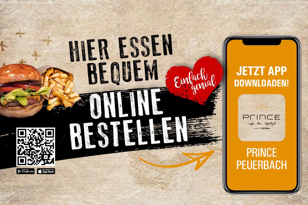 Hier online Essen bestellen!