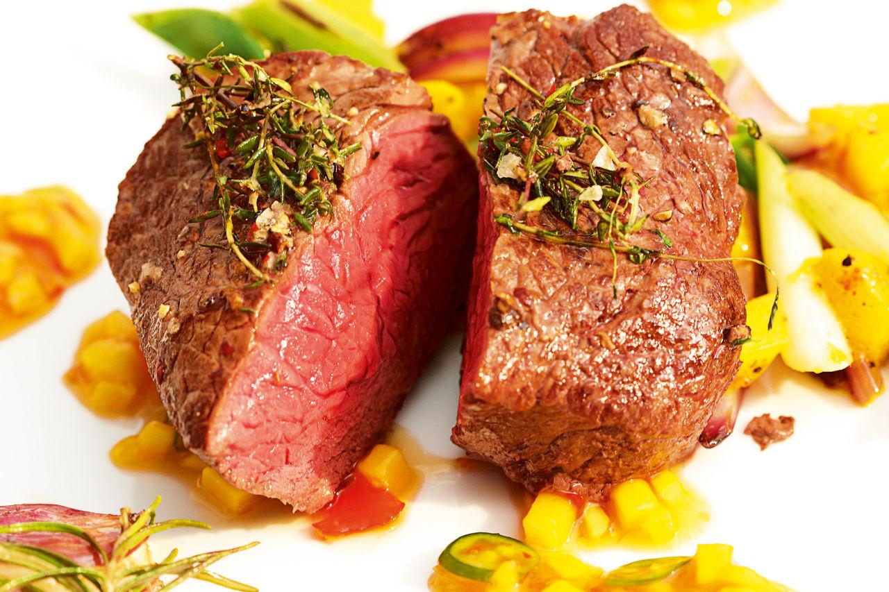 Qualitätsfleisch aus Sachsen