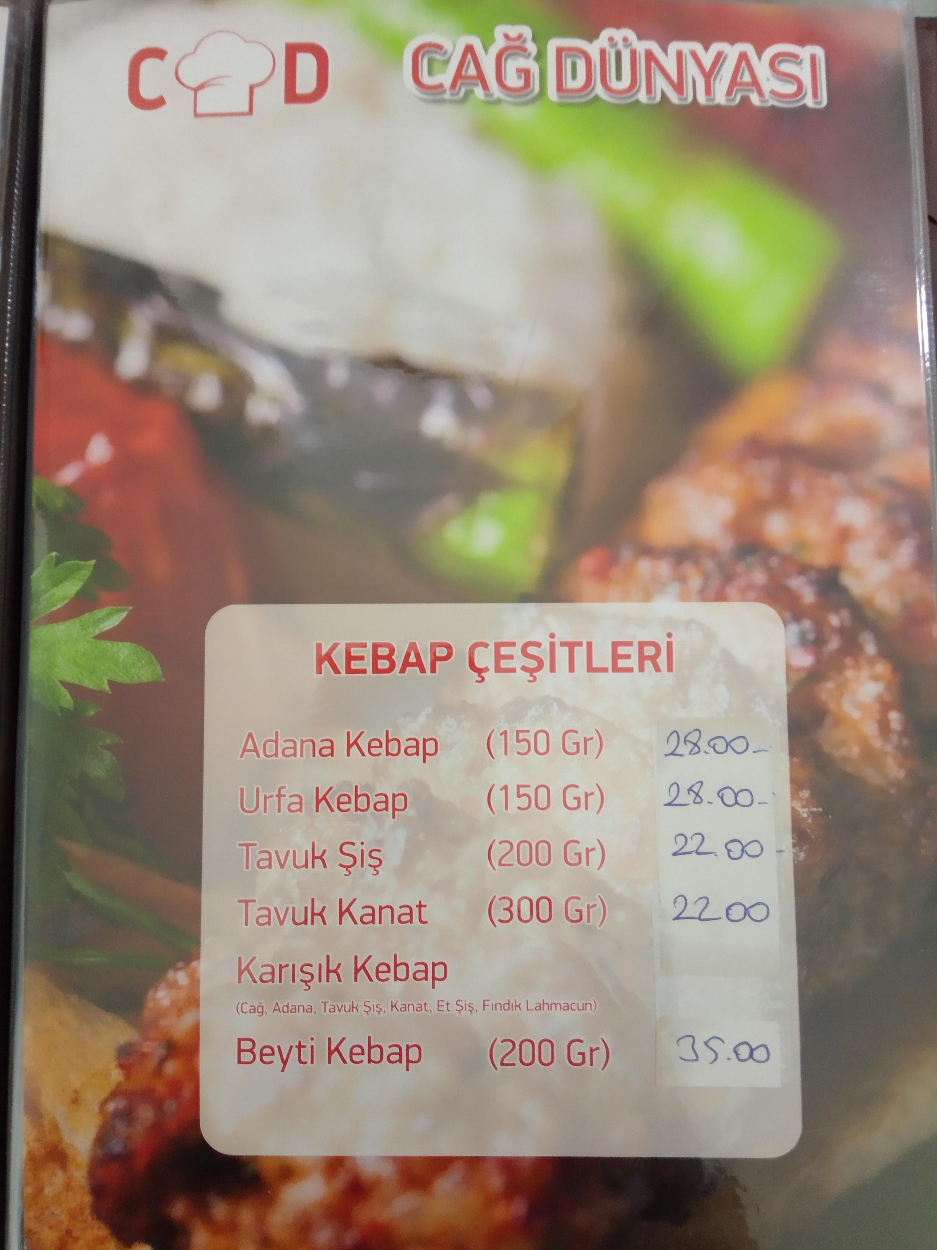 turkish cuisine near me
