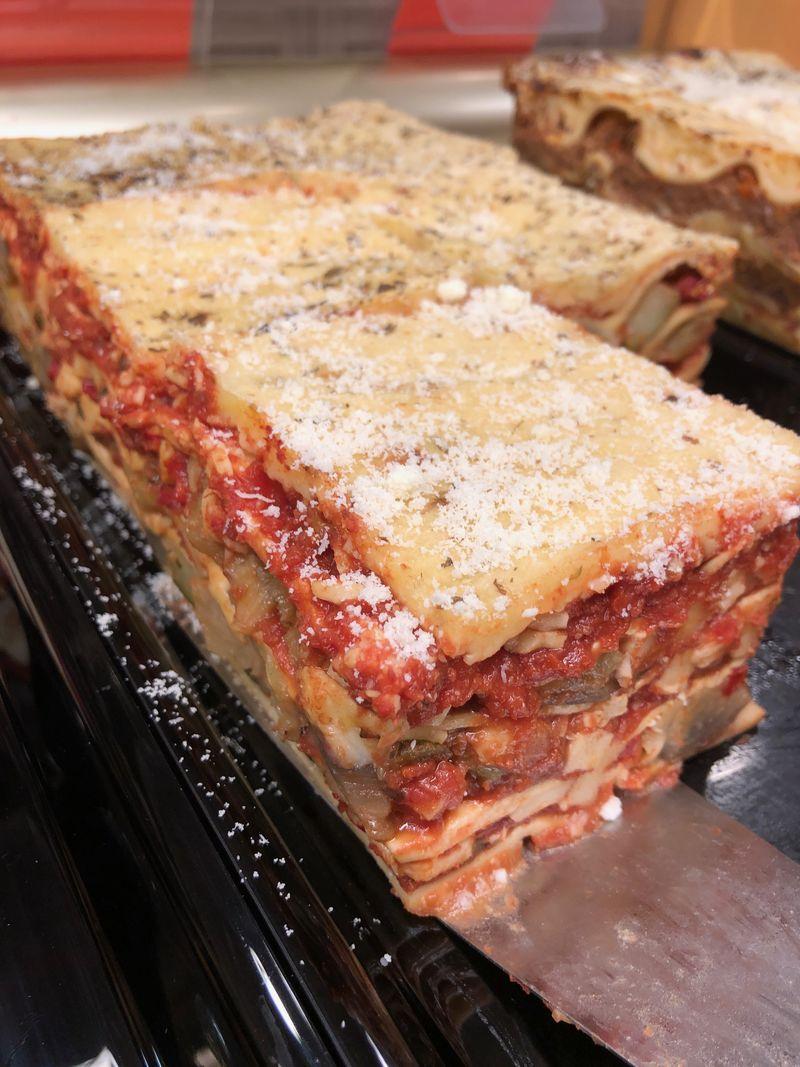 Des lasagnes à tomber
