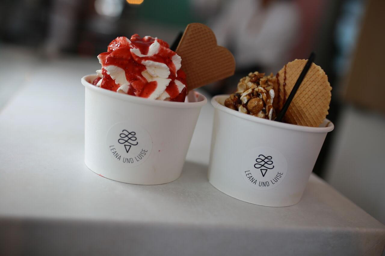 Erdbeer Luise & Nussknacker