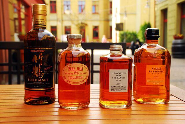 Nikka- whisky
