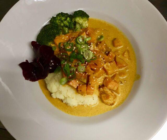 Kürbis Curry zur Herbstzeit