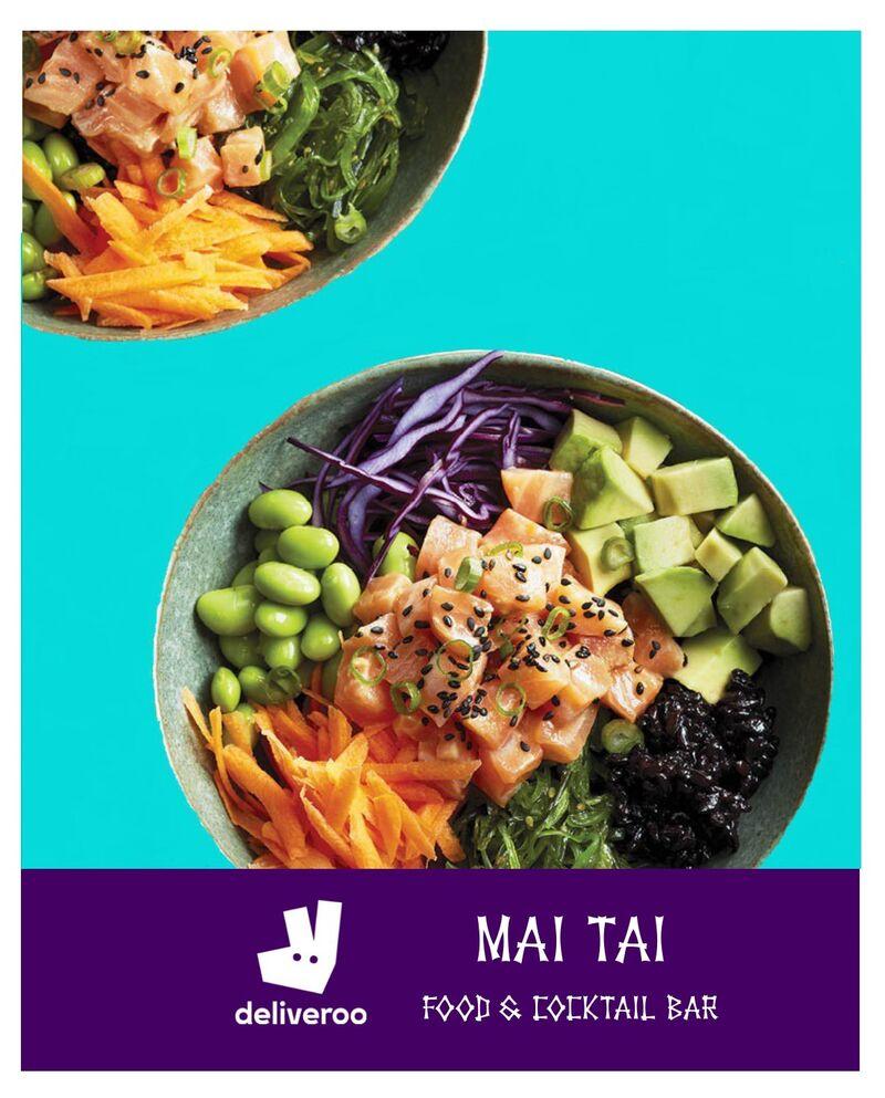 Nuestros POKES representan la comida HEALTHY . Autentica Comida Saludable