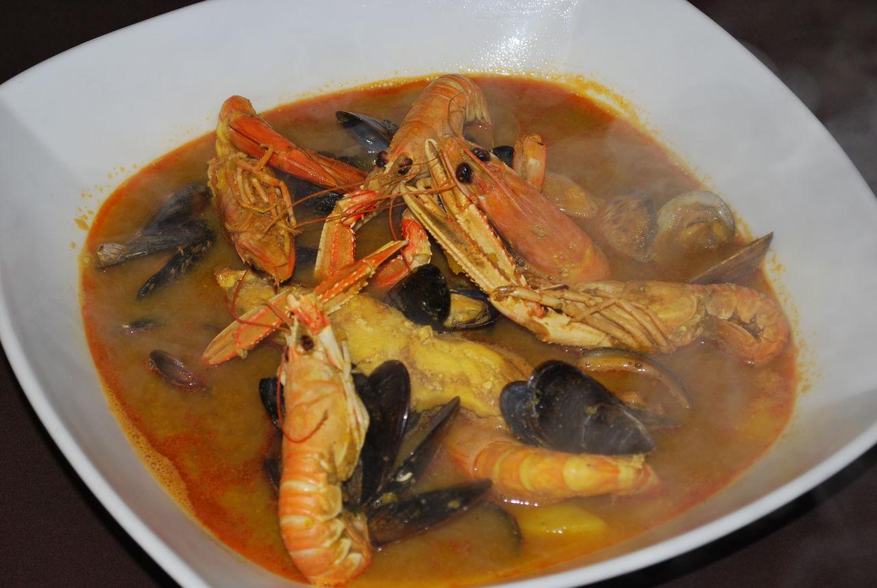 crustaces bouillabaisse bouillabaisse crustacés