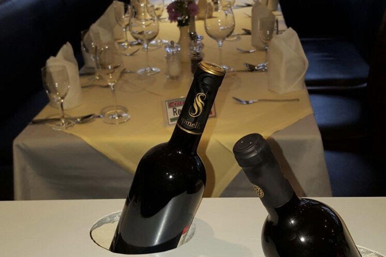 Ein Abend mit Wein?