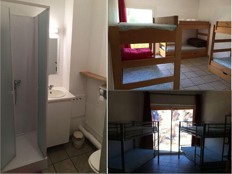 Nos chambres et salles d'eau