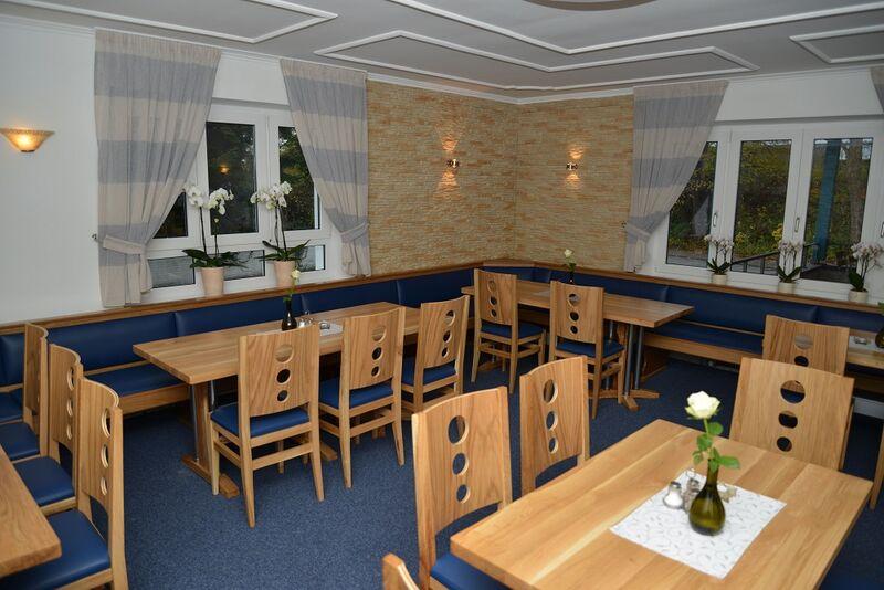 Nebenzimmer für bis zu 40 Gäste