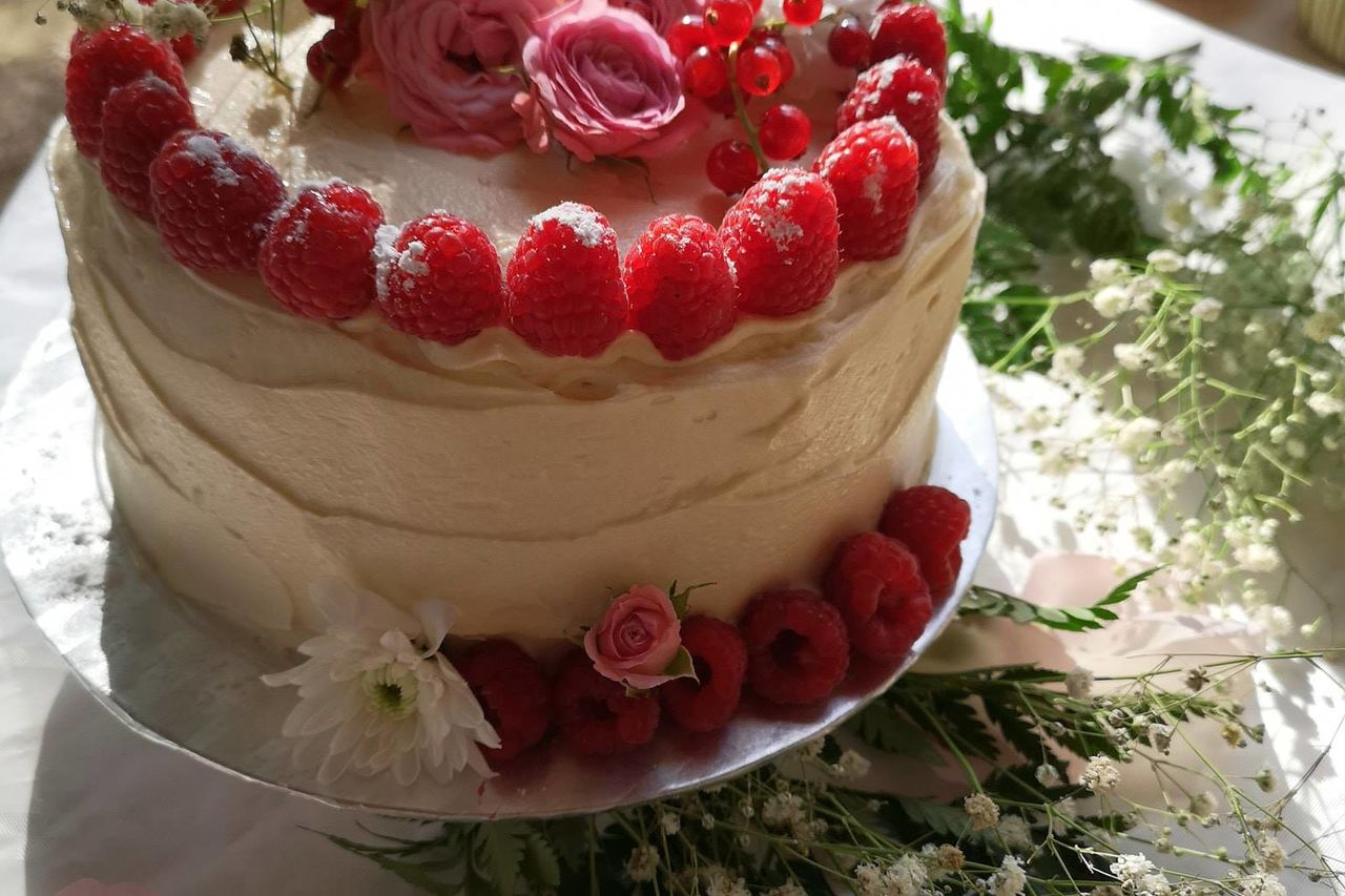Le nude cake