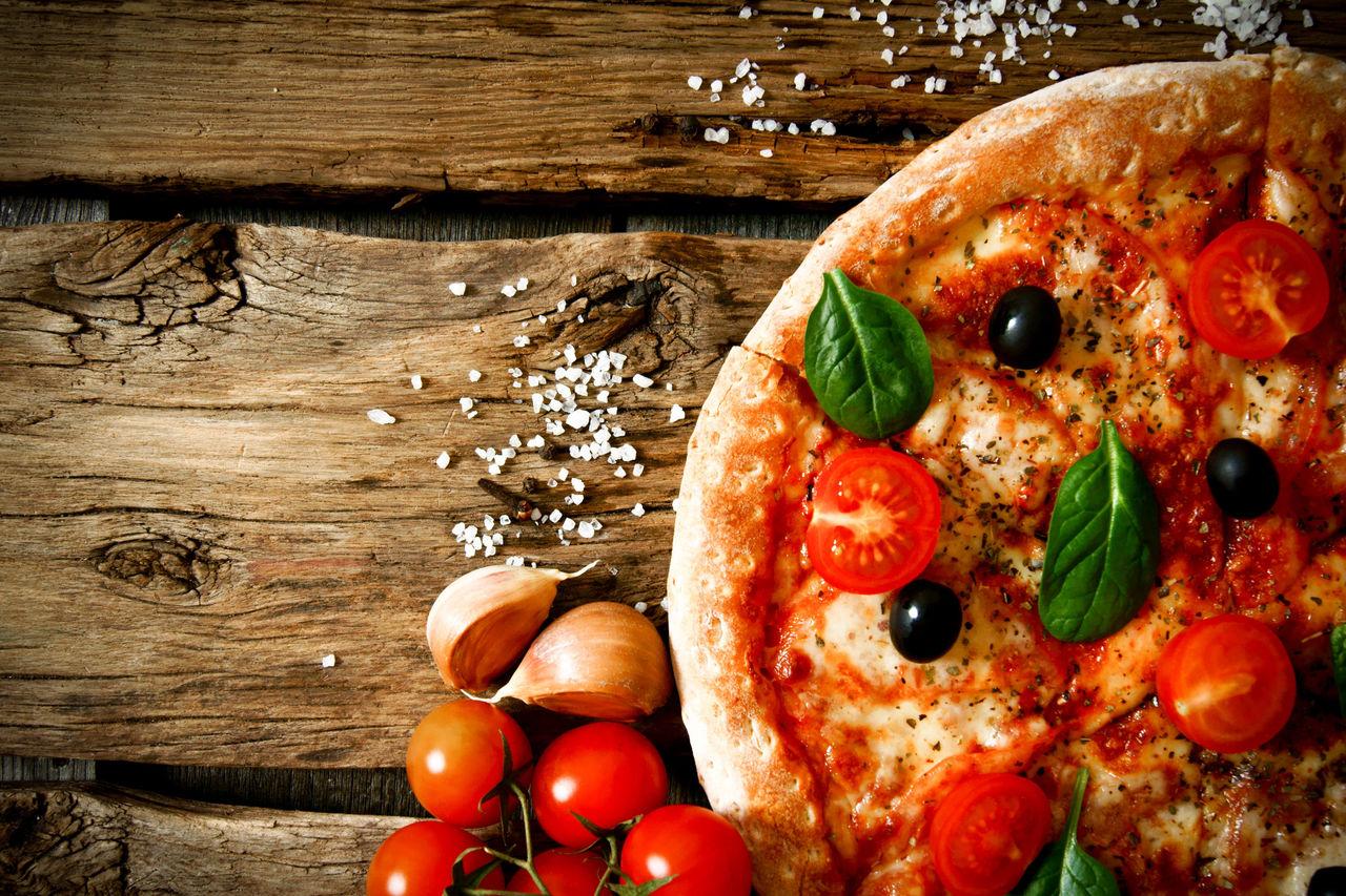 una pizza con oltre 40 anni di storia