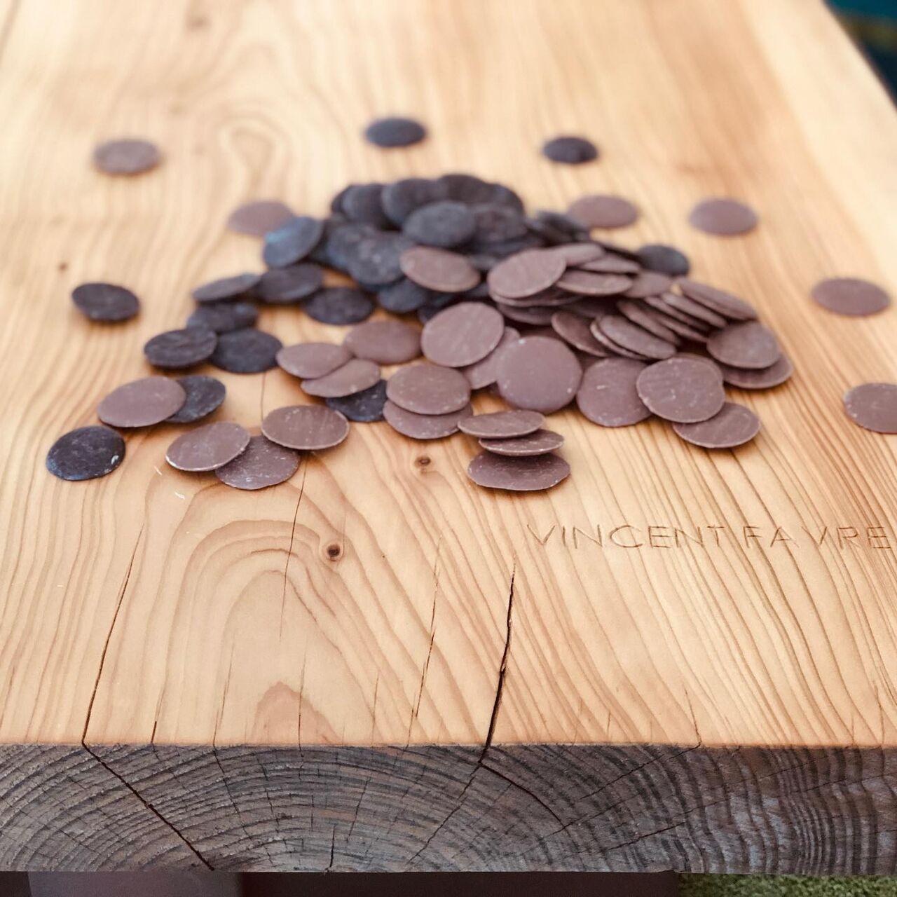 Chocolat provenant de chez COCOA VALLEY situé à Villaz