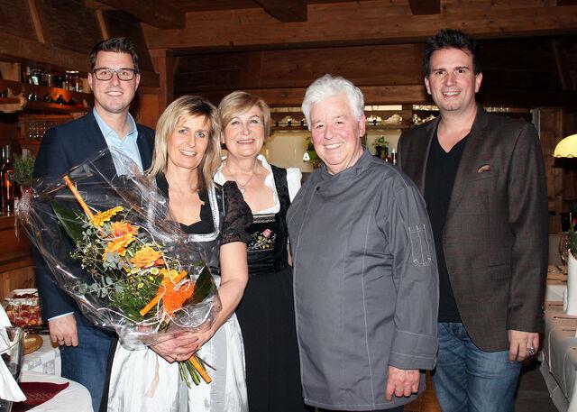 Eröffnung mit Bgm. Christian Härting und Wirtschaftsausschussobman GV Alexander Schatz