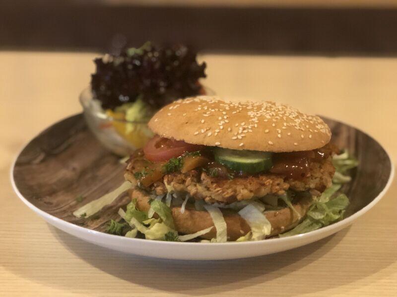 Vegetarium Burger