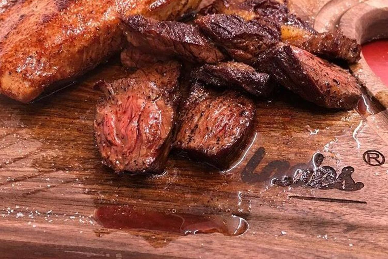 Unsere Steaks