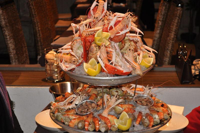 special crustaces platter plateau spécial crustacés