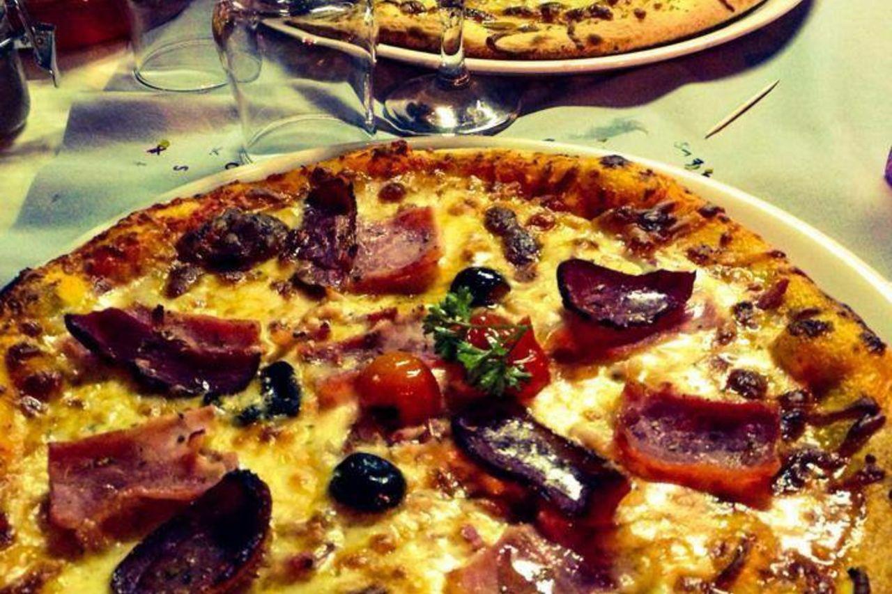 Nos pizzas artisanales