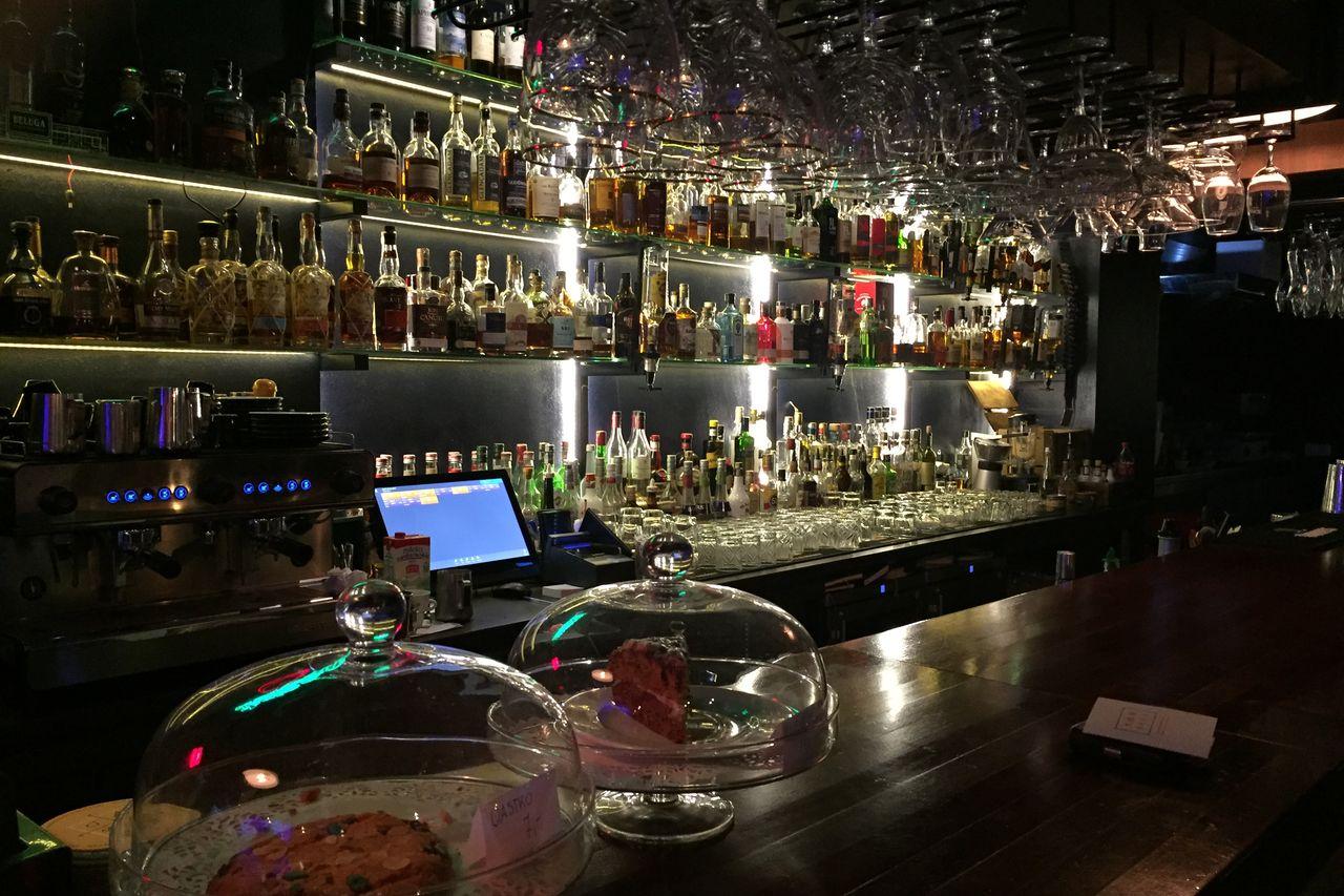 Świetny Pub z bogatą ofertą napojów - i nie tylko
