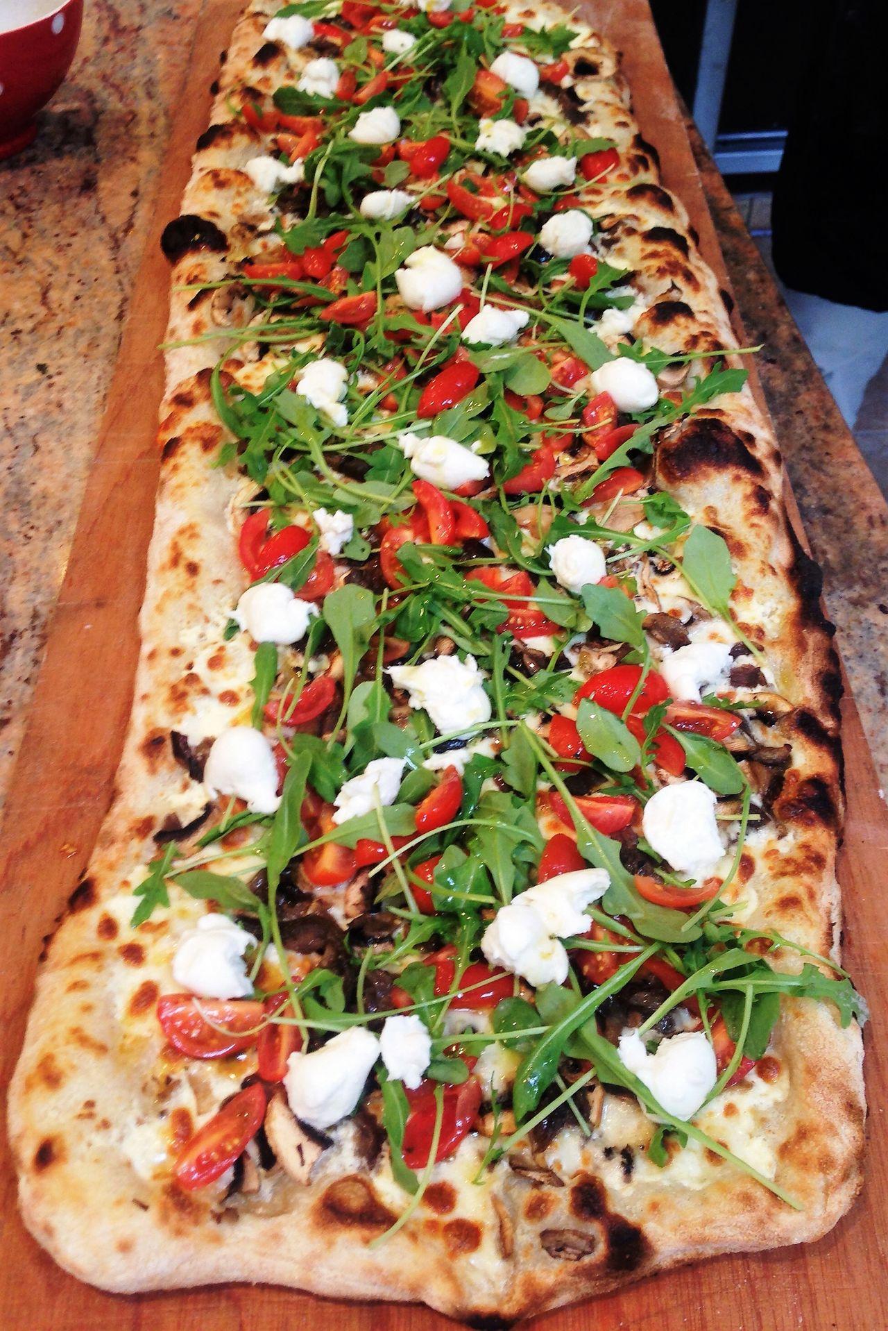 Pizza Téglia